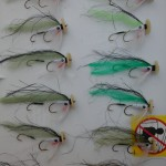 Threadfin Shad Pattern | Poly Dodger