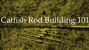 Catfish Rod Building 101 - Cover Art