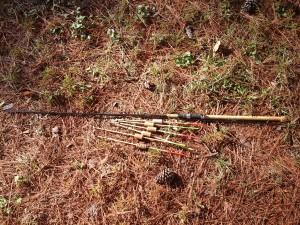 LLCR-9 003 | Long Limber Catfish Rod