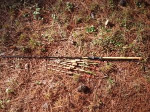 LLCR-9 004 | Long Limber Catfish Rod