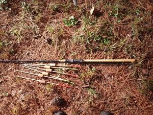 LLCR-9 005   Long Limber Catfish Rod