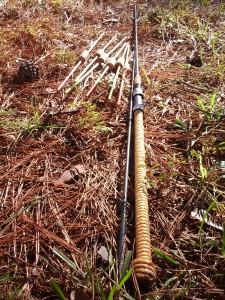 LLCR-9 006 | Long Limber Catfish Rod