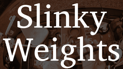 Slinky Weights